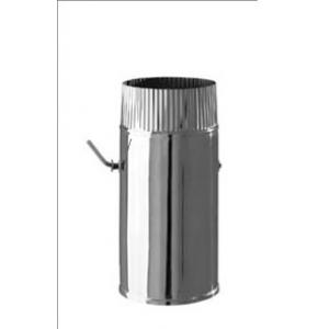 Шибер нержавейка ф110 мм (0,5/430)