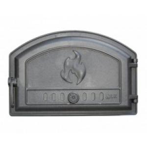 Дверка топочная герметичная LK 322