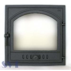Дверка топочная герметичная SVT 405