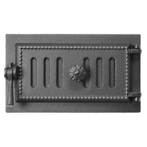 Дверка поддувальная Везувий 236 крашенная