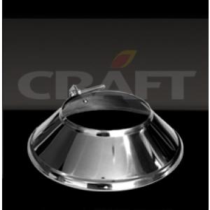 Craft Юбка крышной разделки ф200 мм (0,5/304)
