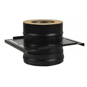 Монтажная площадка Везувий black ф115х200 (0,8/430)