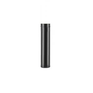Труба Везувий black 0,5 метра ф115 (0,8/430)