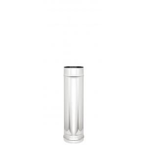 Везувий труба 0,5 метра ф115 мм (0,8/304)