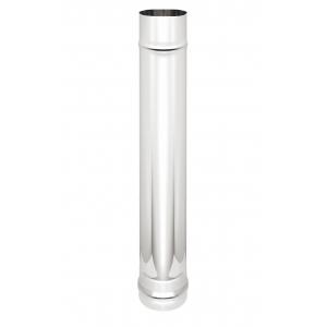 Везувий труба 1 метр ф115 мм (0,8/304)