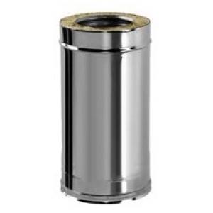 Вулкан Сэндвич труба 0,5 метра ф104х200 мм (0,5/321)