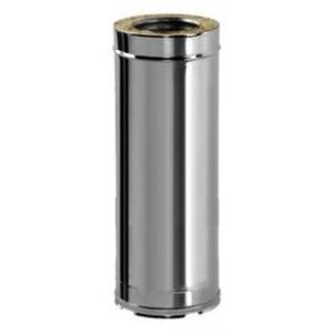 Вулкан Сэндвич труба 1 метр ф104х200 мм (0,5/321)