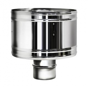 Вулкан Зонт-дефлектор ф104 мм (0,5/304)