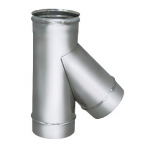 Вулкан тройник 45  ф150 мм (0,5/321)