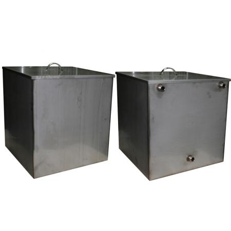 Бак нержавейка 125 литров
