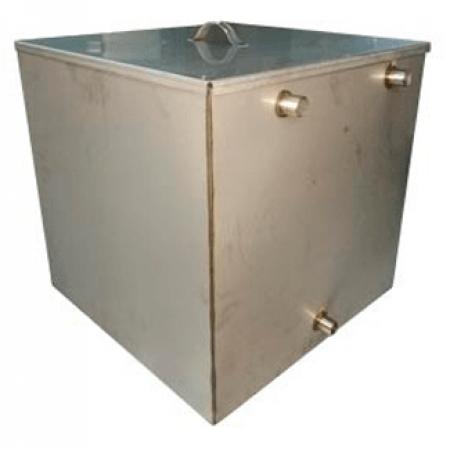 Бак нержавейка 1000 литров