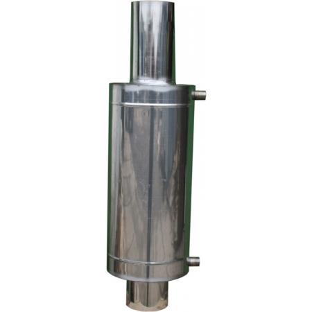 Бак теплообменник 12 л на трубе ф 120 мм