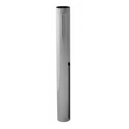 Труба нержавейка 1метр ф110 (0,5/430)