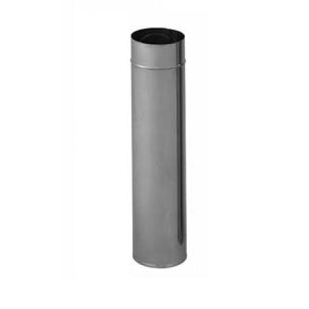 Труба нержавейка 0,5 метра ф180 (0,8/430)