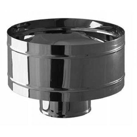 Дефлектор дымохода ф115 (нерж.0,5мм)