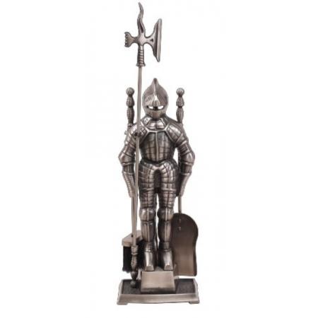 Набор каминный Рыцарь D50011AS