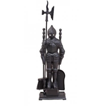 Набор каминный Рыцарь D50011BK