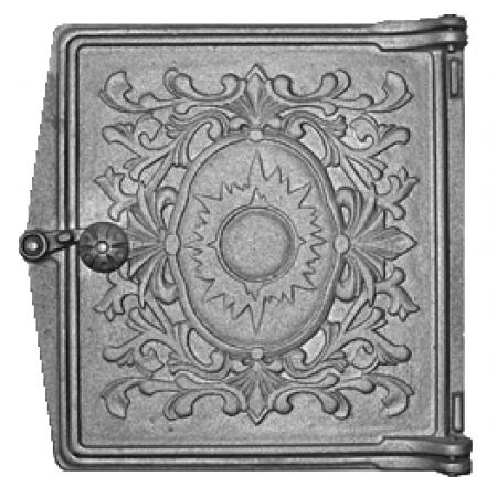 Дверка топочная ДТ-4Р