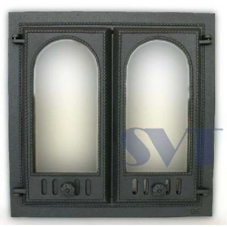Дверка топочная SVT 400