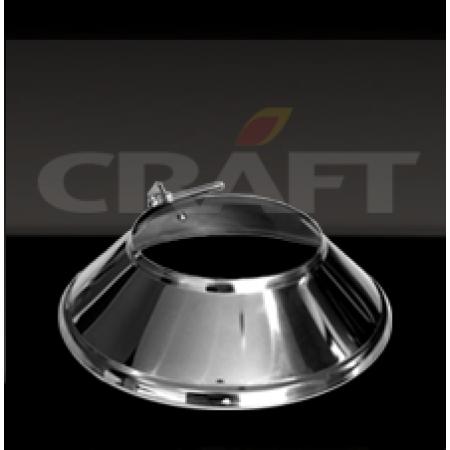 Craft Юбка крышной разделки ф300 мм (0,5/304)