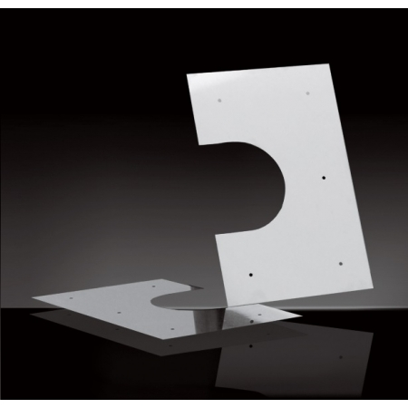 Craft Пластина накладная ф150 мм (0,5/430)