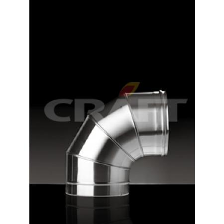 Craft отвод 90 Ф200 (0,8/316)