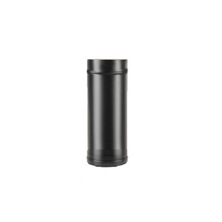 Сэндвич-труба Везувий black 0,5 метра ф150х250 (0,8/430)