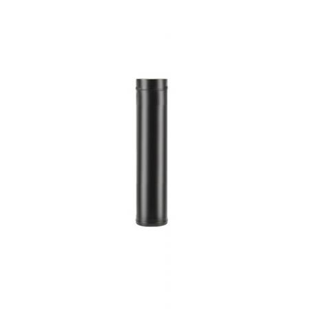 Труба Везувий black 0,5 метра ф120 (0,8/430)