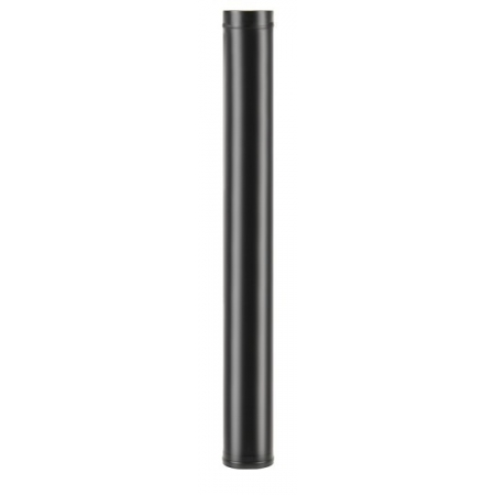 Труба Везувий black 1метр ф115 (0,8/430)