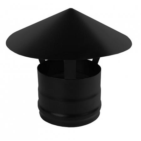 Зонт Везувий black ф115 (0,5/430)