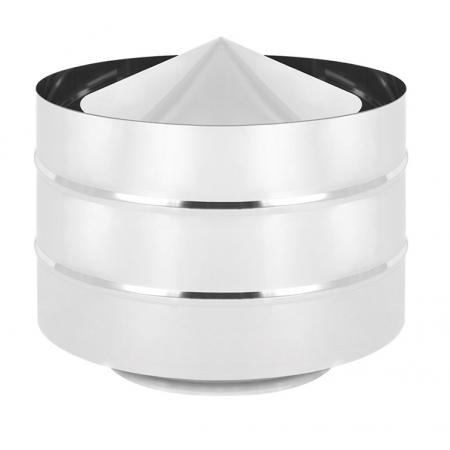 Везувий дефлектор ф115х200 мм (0,5/304)