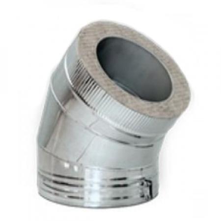 Вулкан Сэндвич полуотвод 45 ф150х250 мм (0,5/321)