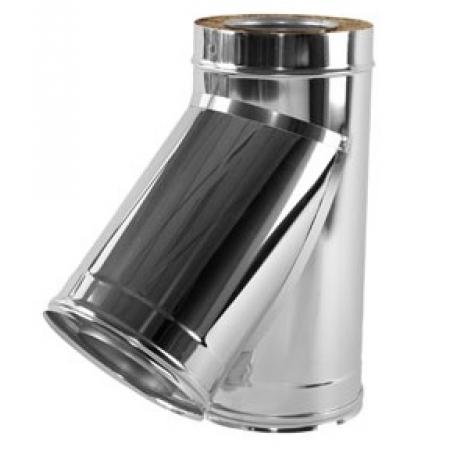 Вулкан Сэндвич тройник 45 ф104х200 мм (0,5/321)