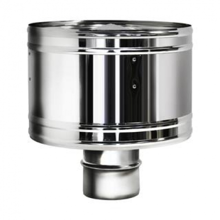 Вулкан Зонт-дефлектор ф150 мм (0,5/304)