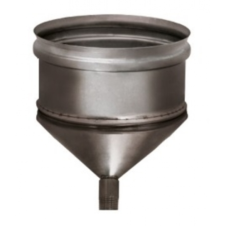 Вулкан Конденсатосборник ф150 мм (0,5/321)