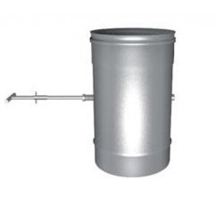 Вулкан шибер ф115 мм (0,5/304)