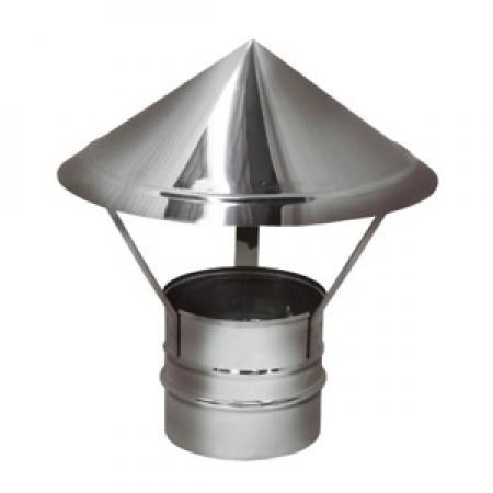 Вулкан зонт ф104 мм (0,5/304)