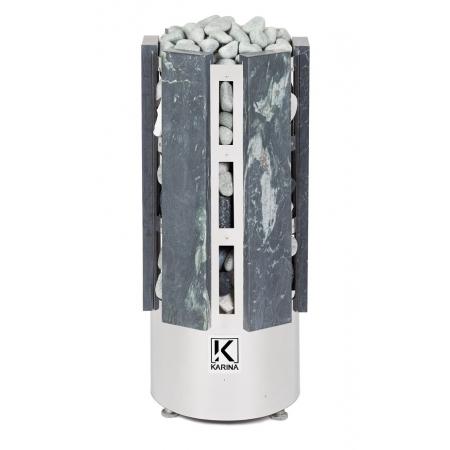 Электрокаменка Карина Прометей 12 кВт 380V талькохлорит